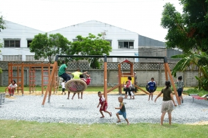 SOS Children's Village Bangpoo, Bangkok